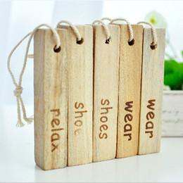 Pur Sandalwood naturel Logs Fragrance Flavor pour / lot gros Accueil Wardrobe Closet Car Bois Fresh Air Chips à partir de maisons en rondins de bois fabricateur