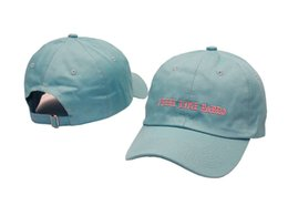 Wholesale New arrival Snapback Caps Sleep forever cap thrasher play cap baseball hat do nothing club cap I feel like Pablo Warriors casquette caps