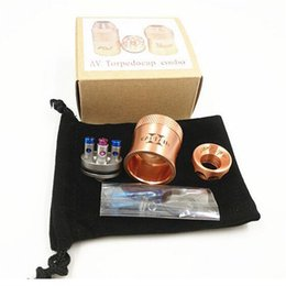 Wholesale New arrival H comp lyfe RDA atomizer mm Mad Hatter Rba Adjustable Airflow vaporizer caps thread