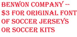 Wholesale Benwon for original font of soccer jerseys or kits men s soccer uniform women s football jerseys kid s soccer sets football uniforms