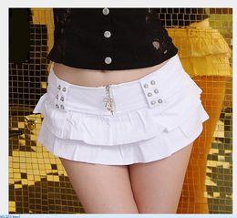 Wholesale New fashion punk rock singer DJ performance clothing bar night games ds lead dancer costumes miniskirt