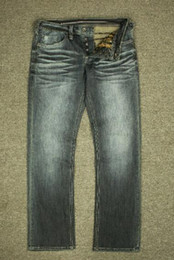 Wholesale- Hot selling cheap mens washed America Eagle Jeans