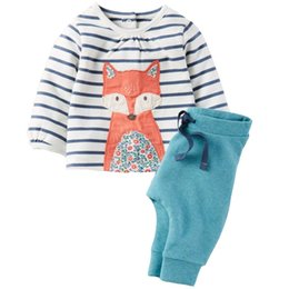 Wholesale China Wholesale Clothing For Children - Children frocks designs for autumn 2017 online children clothes store in pure cotton clothing sets supplier China