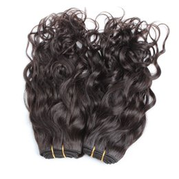 Top Quality Indian Hair Weaving 3pcs lot Natural Wave Human Hair Extensions Greatremy Drop Shipping Queen Hair Bundles