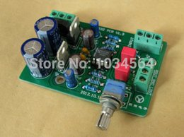 Wholesale Home Audio Video Equipments Amplifiers Details about new NE5532 preamp DIY Kit kit frame
