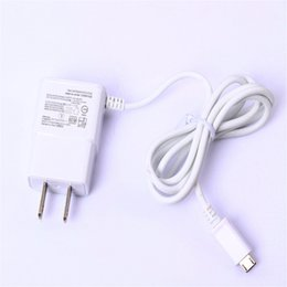 High Quality USA Standard USB Quick Charger Travel Charger with Micro USB Cable for Smartphone and 5V Digital Products