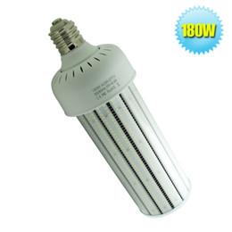 UL Listed Canopy Fixture Parking Lot Light 180W LED Milky PC Cover Light Bulbs 360 Beam Angle 5 Years Warranty PC Cover Bulbs