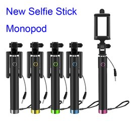 Cheap Selfie Stick Handheld Selfie Stick Tripod Extendable Portable Self-Timer Monopod For Cell Phone Built-in Shutter Selfie Stick Monopod