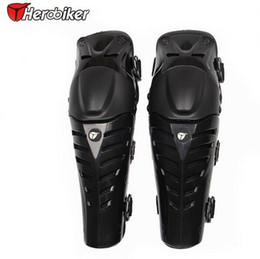 Motorcycle Knee Pads Mountain Bike Bicycles For Herobiker Outdoor Sports Motorcross Kneepad Moto Racing Protective Gear