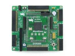 Wholesale FPGA Development Board ALTERA Cyclone IV EP4CE10 EP4CE10F17C8N Kit All I O Expander OpenEP4CE10 C Standard Free Ship