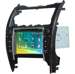 Wholesale 8 inch Car DVD GPS Player for Toyota Camry American Middle East Version Car Radio With CanBus BT SD USB ATV RDS IPOD G SD Map