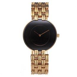 Wholesale New Arrival Simple Generous Luxury Fashion Quartz Watch Trend Of Exquisite Precision Imported Quartz Two Pointer Waterproof Men Watch