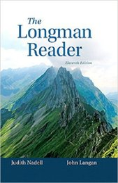 Wholesale The Longman Reader th Edition th Edition Text books DHL