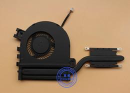 New Original for ASUS PU401L fan module radiator fin heat conduction pipe business book