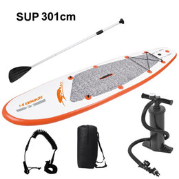 Wholesale surf board ft Surfing Stand up paddle board Inflatable Sup Board Surfboard Surf board SUP Kayak Inflatable boat surfing