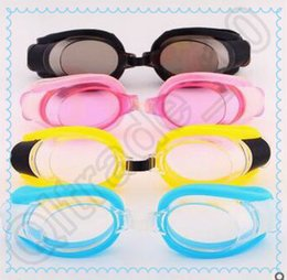 Wholesale 500pcs LJJC3948 High Quality Colors Swimming Tools Swim Goggles Glasses For Water Swimming Goggles Water Sports Beach Swimming Glasses