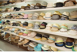 Wholesale china high quality fashion summer hat manufacturer farmers paper straw hat with your custom demands OEM wholeasle