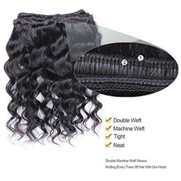Unprocessed Brazilian Kinky Straight Body Loose Deep Wave Natural wave Curly Hair Weft Human Hair Peruvian Indian Malaysian Hair