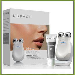 Wholesale Nuface Trinity PRO Facial Toning Kit Anti Aging VS Mia2 Mia Mia Fit Alpha Fit Hair Removal Tripollar Stop Refly
