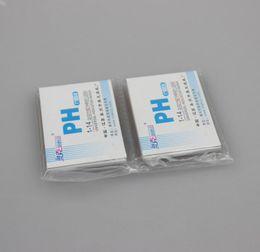 Wholesale 80 pH Meters Pack PH Test strips Indicator Test Strips Paper Litmus Tester Urine Saliva