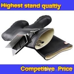Wholesale 1 Hunter Ms glossy Rain Boots Waterproof Women Wellies Boots Woman Rain Boots High Boot Rainboots Hot Sale forcity