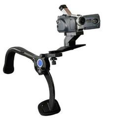 Wholesale Best Hand Free DSLR Shoulder Mount Stabilizer Support Shoulder pad for Video DV DC Camcorder HD DSLR With Carry Bag