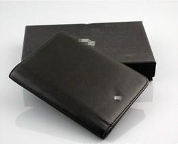 Wholesale 2016 Men s short paragraph leather passport holder passport bag multifunction leather document bag