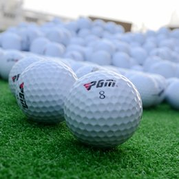 Wholesale 4PCS Golf Game Ball Three Layers High Grade Golf Ball Direct Manufacturer Promotion Golf Balls