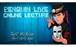 Wholesale 2016 Jeff McBride Penguin Live Online Lecture magic