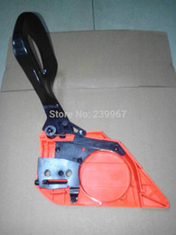 Wholesale Brake plate assembly for Zenoah Chainsaw G4500 replacement part