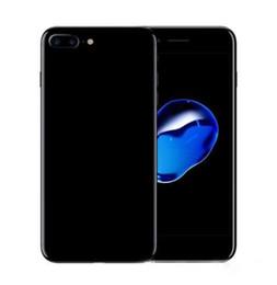 2017 8gb wifi Débloqué Goophone i7 plus 1: 1 I7 Pro Smartphone 5,5 pouces corps en métal Android 6.0 MTK6580 Montrer faux 4G Octa Core 3 Go RAM 32 Go ROM WIFI GPS budget 8gb wifi