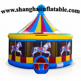 Wholesale High quality bouncy castle Funny bounce house hot sale inflatale slide