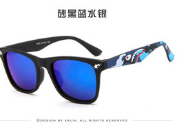 Wholesale-Boys and girls new sunglasses Sweet jasmine with sharks sun glasses sunglasses