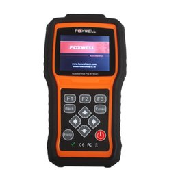Wholesale 100 Original Foxwell NT4021 OBD2 EPB Oil Service Reset Battery Test Tool Auto Diagnostic Tool Multi Application Secanner With