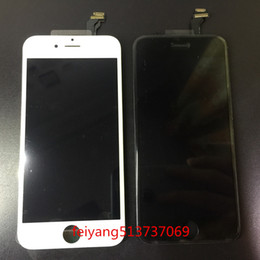 """High quality LCD Display Touch Screen Digitizer Complete Assembly Replacement For iphone 6 4.7"""" 6 plus 5.5"""""""