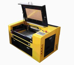 Wholesale kl w x300mm high grade co2 laser engraving cutting machine cutter engraver for acrylic