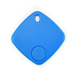 Wholesale Mini Bluetooth Smart Item Tracker Portefeuille Key Bag Trouver un téléphone Télécommande Shutter Télécharger Small Lovely App