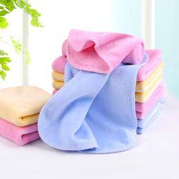 2016 NEW Baby Towels Thicken Velvet Soft Comfortable Saliva Towel Nursing Towel Feeding Towel Wash Cloth Cute Baby Handkerchief 24*24CM