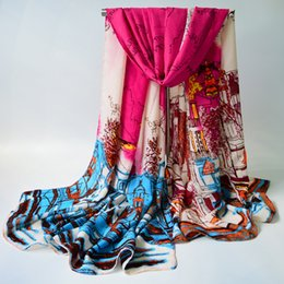 2017 mejores bufandas de moda Bufandas largas del mantón de la mujer de las bufandas del algodón de la venta de la venta al por mayor-70 * mejores bufandas de moda outlet
