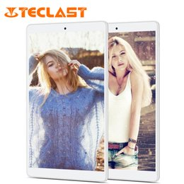 Ips tablet intel atom online-Venta al por mayor- Teclast X80 Pro 8 pulgadas Tabletas Dual Boot Windows 10 + Android 5.1 Intel Atom X5 Z8300 1920 x 1200 IPS 2 GB RAM 32 GB ROM Tablet PC