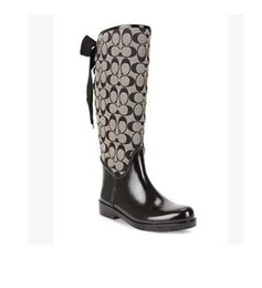 Wholesale fashion ladies boots Let the cold in the winter far away from you I love you boots