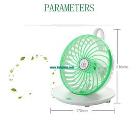 Wholesale Coffee Cup USB Fan portable Electric Mini Oscillating Fan Degree Manually Rotate fashion Design Cooling Fans