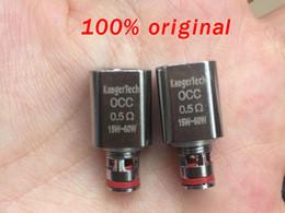 100%Authentic Kangertech Vertical OCC Coils 0.5 1.2 1.5ohm Coil For Kanger Subtank Mini Atomizer