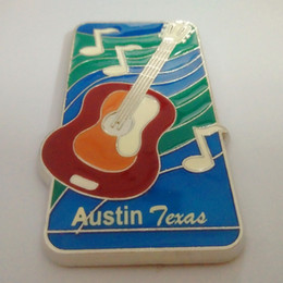 The guitar Fridge Magnet, a Tourist Souvenir of Macau , Zinc Alloy Fridge Magnet,Tourist souvenir refrigerator ,Activities gift