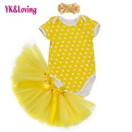 Юбка желтая детская купить