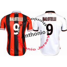 Wholesale soccer jersey ince nice de Marseille BALOTELLI camisetas futbol camisa de futebol maillot de foot survetement football kit uniform football