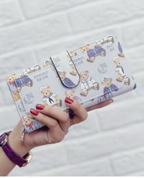 Monederos de las señoras de color beige en venta-La nueva historieta de las mujeres dobló los bolsos femeninos del bolso de embrague de los teléfonos la señora de la hebilla de las hebillas de la muchacha de la carpeta no91
