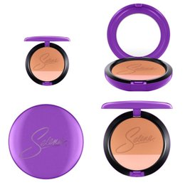 Wholesale HOT NEW Selena Collection Face Powder Double deck DHL