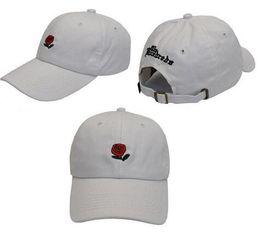 Wholesale 2016 New The Hundred Boule Cap Snapback Lettre Coton Casquettes De Baseball Mode Panneaux De Golf Hat Hommes Et Femmes Hip Hop Ajustable Rose Hat