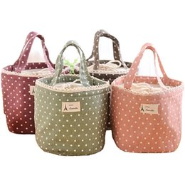 Free shipping Round handbag waterproof Lunch bag Picnic box Cooler bags Nice Storage bag for both Children and Adult